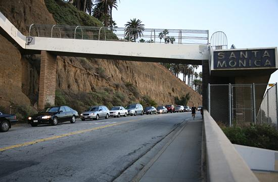 The California Incline