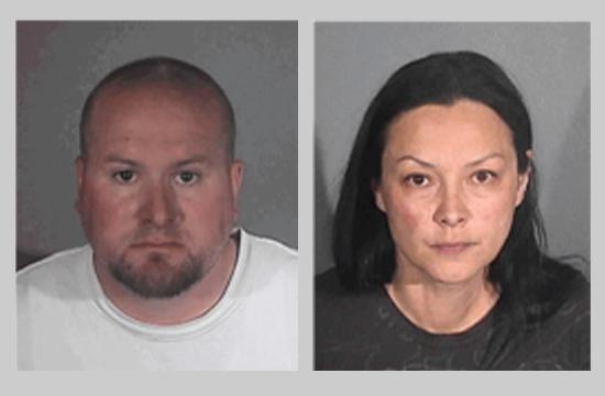 These two suspects were arrested in connection with the March 2008 homicide of Juliana Redding