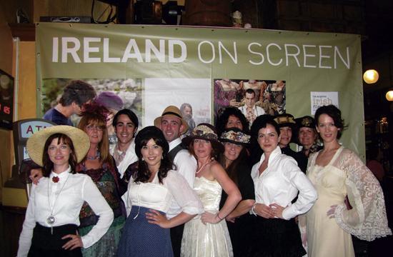 Celebrating Irish Actor's At McCool's