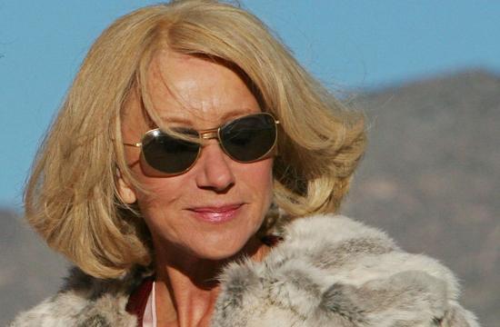 Helen Mirren as Grace Bontempo in Love Ranch