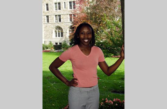 Crossroads' new girls basketball coach Christine Smith.
