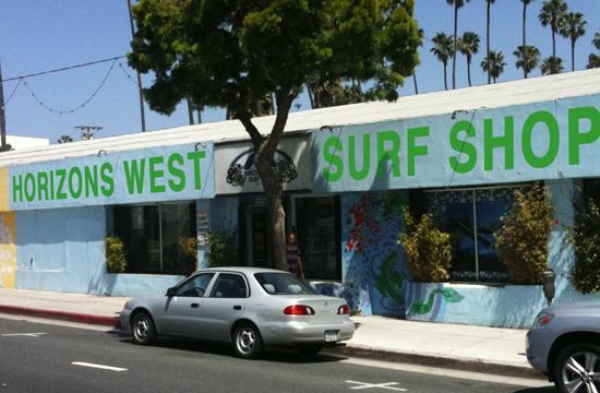 Horizon West Surf Shop