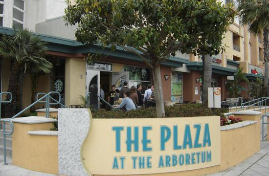 The Plaza at the Aboretum