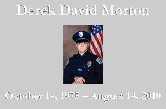 Derek David Morton