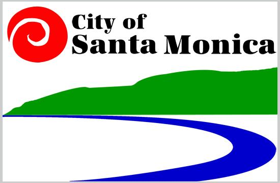 Graphic for the City of Santa Monica