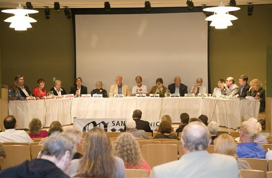 The Santa Monica Mirror hosted a Hometown Forum
