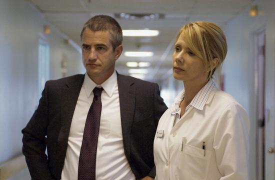 Dermot Mulroney as the desperate father of a dying daughter