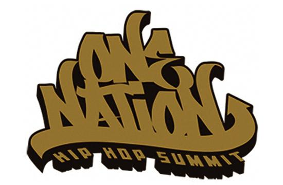 the third annual One Nation Hip-Hop Summit on Saturday
