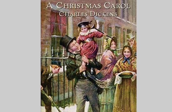 A Christmas Carol ReadingDec. 4