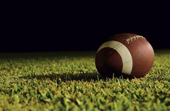 Lone Football.