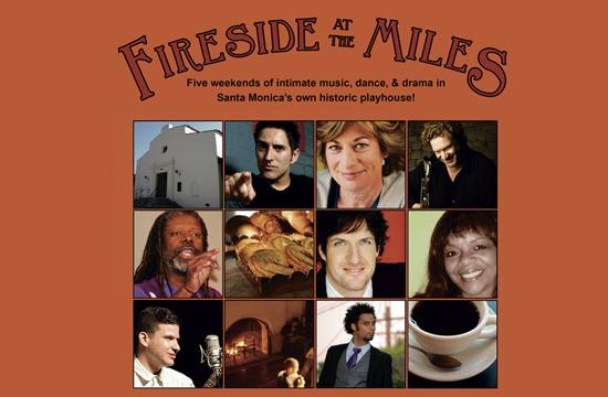 Fireside at the MilesJanuary 7 through February 58 p.m.