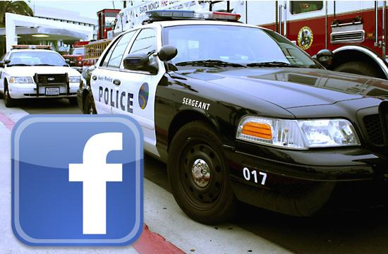 The Santa Monica Police Department is now on Facebook.