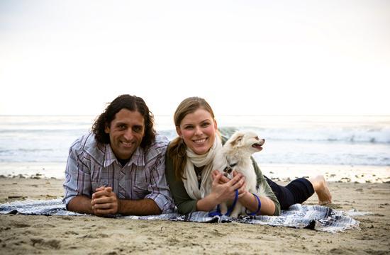 Garen Baghdasarian and Sara Bayles will travel 5