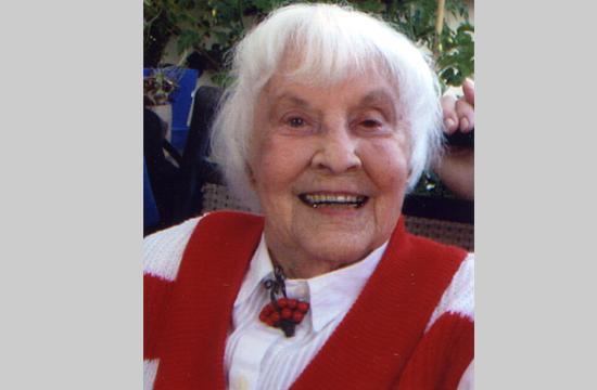 Centenarian Fauna Kane celebrated her 100th birthday this week.