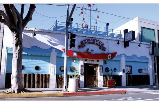 The Galley: Santa Monica's Oldest Restaurant