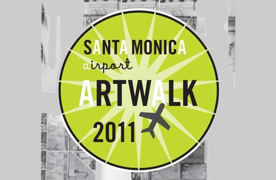 Santa Monica Airport Artwalk