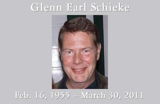 Glenn Earl Schieke