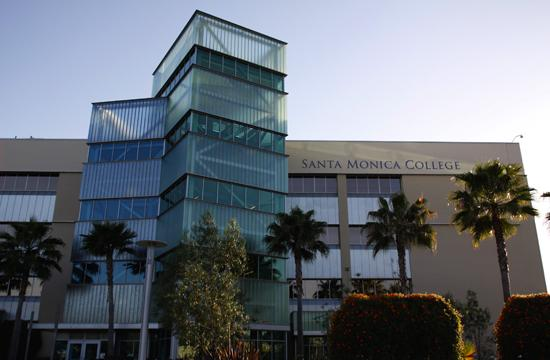 Santa Monica College's Bundy Campus building is located on 3171 South Bundy Drive