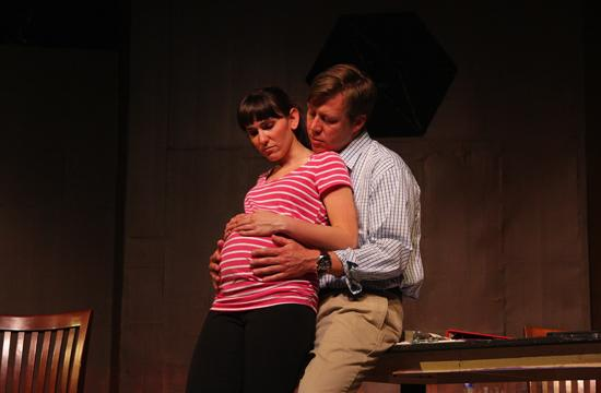 Dr. Howard Bogatch (Devin Williamson) and his wife Lindy (Anya Warburg) move to a Texas border town seeking a new life
