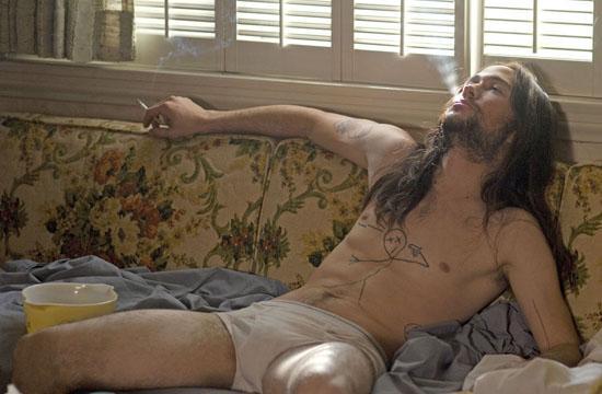 """Joseph Gordon-Levitt as """"Hesher."""""""