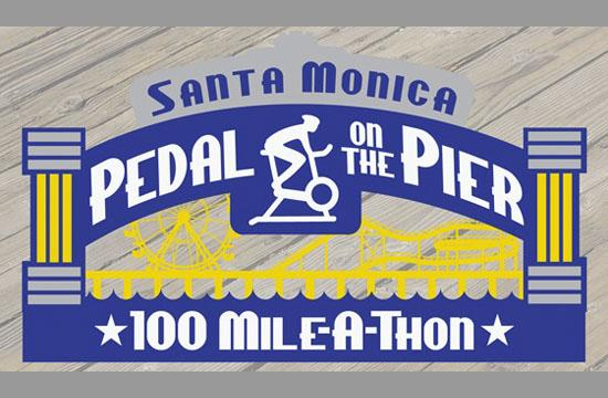Pedal on the PierJune 5