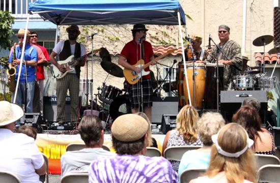 At last year's 10th annual Summer SOULstice event took place on Main Street on Sunday
