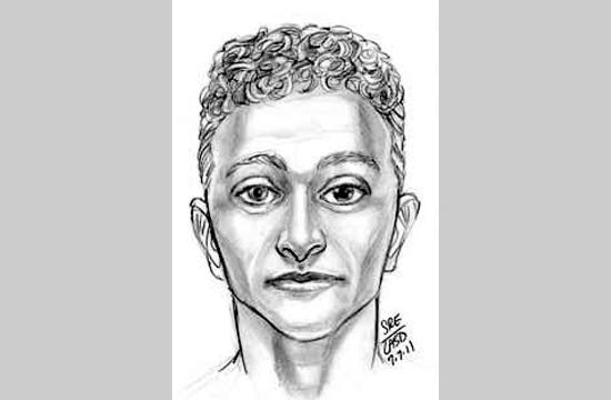 A man matching this depiction is wanted for a sexual assault.