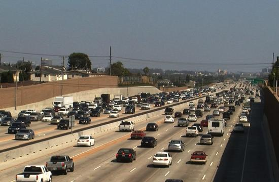 July 18.  It will be closed northbound from Interstate 10 to U.S. 101 freeway and southbound from the U.S. 101 to Getty Center Drive.