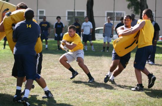 The SaMoHi Vikings football team will look to improve in 2011 after their 6-4 record in 2010 was not good enough to make the playoffs.