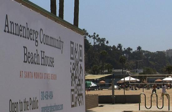 People took full advantage of a day at the beach at the Annenberg Community Beach House for Surf's Up.