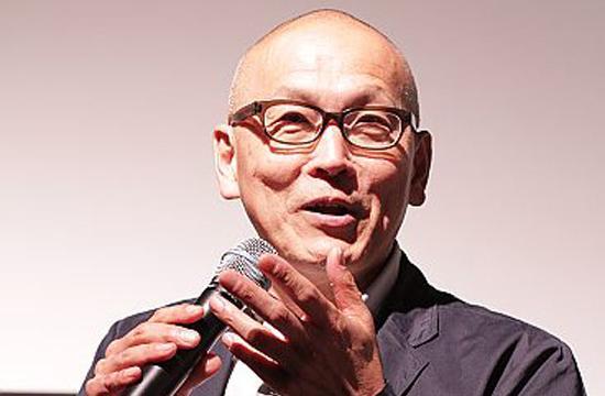 Director Wayne Wang at a recent Q and A.