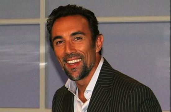 Actor Francesco Quinn
