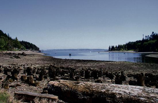 Blakely Harbor