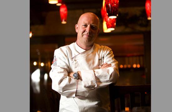 L.A. Farm's executive chef/owner Stefan Richter.