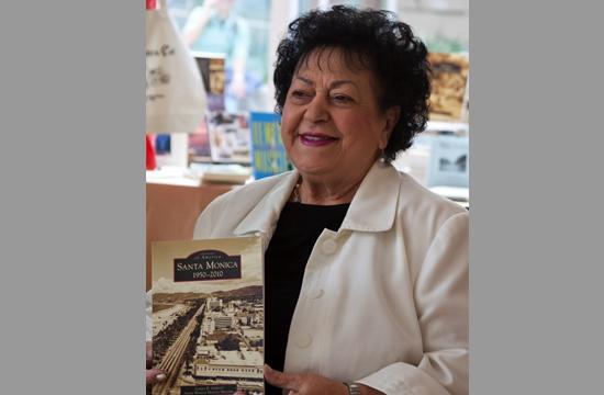 Louise Gabriel talks about her community involvement that spans 40 years in Santa Monica. She has won numerous awards and recognitions of service and has authored two books about Santa Monica.