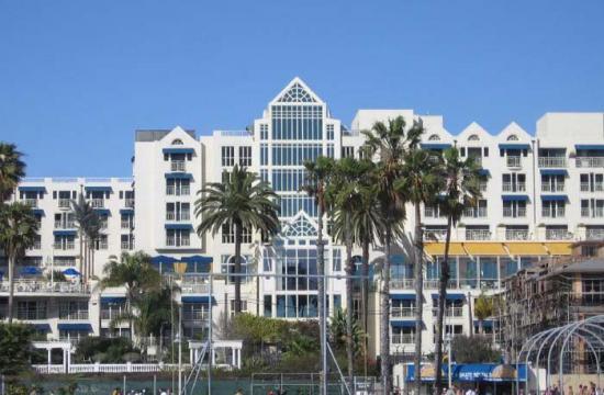 Loews Santa Monica Beach Hotel.