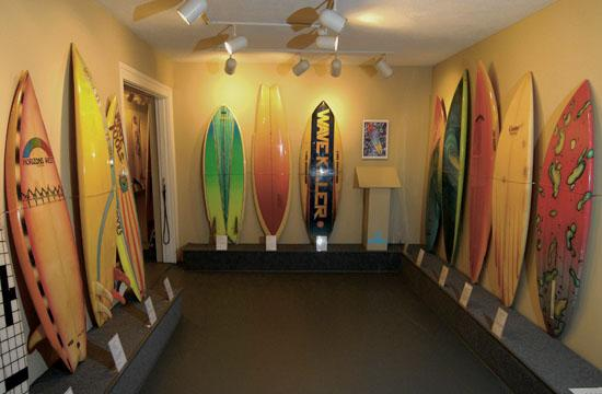 "The ""Shorboard Revolution"" at California Heritage Museum showcases surfboards from 1967—1984."