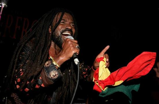 Rocky Dawuni is coming to perform at Zanzibar in Santa Monica.