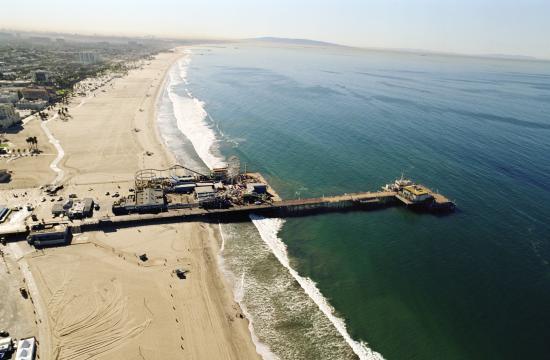 California beach towns
