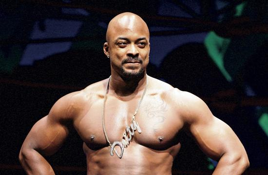 Terence Archie as Chad Deity.