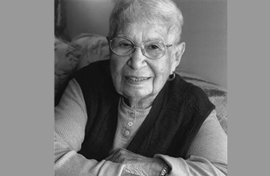 Millie Rosenstein 1914 - 2011.