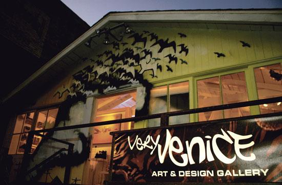 The Very Venice Art and Design Gallery.