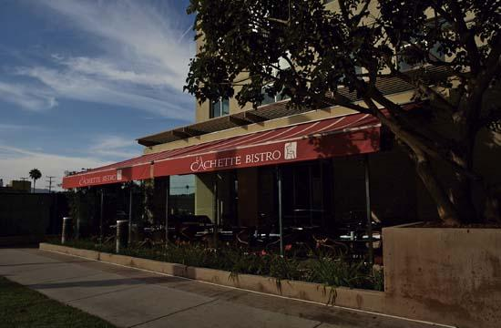 La Cachette Bistro has been serving up French Californian fare since 1999.