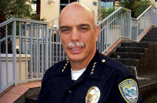 SMPD Chief of Police Timothy Jackman announced his retirement plans on Tuesday.