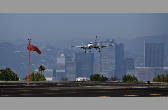 Santa Monica Airport will continue to operate through mid-2015