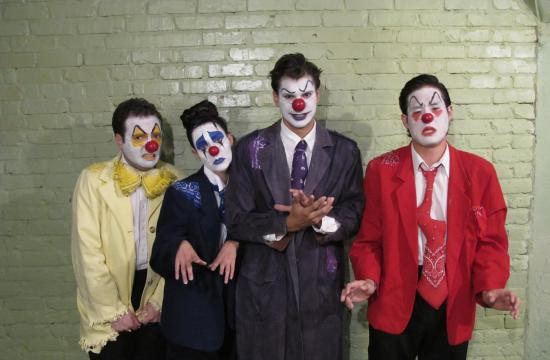 """""""Four Clowns"""" brings the chemistry of the four central characters"""