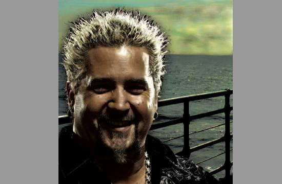 Guy Fieri's Brew B'Que On Santa Monica Pier will be held from 3:30 p.m. to 7 p.m. on Saturday