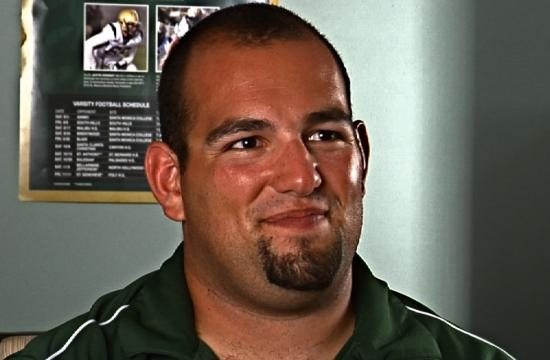 St. Monica head football coach Adam Guerra talks about the Mariners' season in the Coach's Corner.
