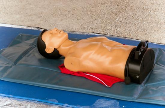 The American Red Cross Certified Nurse Assistant (CNA) training program will be held in Santa Monica starting Nov. 1