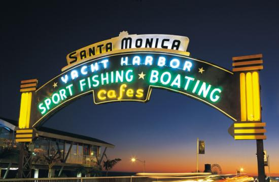 Of the 6.47 million visitors to Santa Monica in 2010